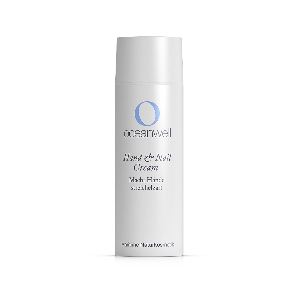 Basicline The Skin Care For Every Type Of Oceanwell Inez Acne Facial Cleanser Hand Nail Cream